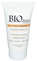 Защитный крем с оксидом цинка / Cosmofarma Bio Perfect Purissima ZnO Barrier Cream Plus