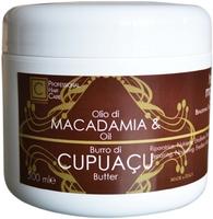 Маска для волос с маслом купуасу и макадамии / Cosmofarma Cupuaçu & Macadamia Oil Hair Mask