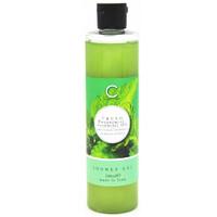 Увлажняющий гель для душа с эфирным маслом свежей мяты / Cosmofarma Fresh Peppermint Shower Gel