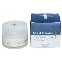 Регенерирующий энергизирующий крем для лица / Cosmofarma Med Planta Phytocellular Cream