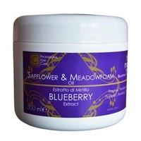 Маска для волос с экстрактом черники, сафлоровым маслом и пенника лугового / Cosmofarma Safflower & Meadowfoam Oil Hair Mask With Blueberry Extract