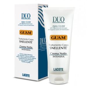 DUO Ночной крем для тела «стройный силуэт» / Guam DUO Snellente Crema Notte