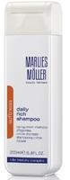 Ежедневный питательный шампунь / Marlies Moller Daily Rich Shampoo