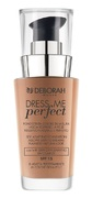 Тональная основа для лица / Deborah Dress Me Perfect Foundation SPF15