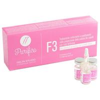 Укрепляющее средство для профилактики выпадения волос при перхоти / Delta Studio Purifica F3 Cofanetto DA