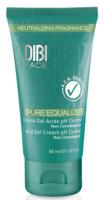 Кислый крем-гель pH-контроль / Dibi Pure Equalizer Acid Gel Cream pH Control