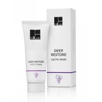 Молочная маска для лица / Dr. Kadir Deep Restore Lactic Mask
