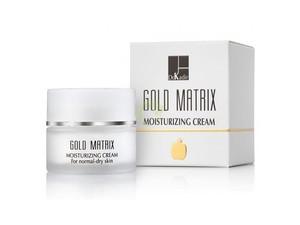 Увлажняющий крем для лица / Dr. Kadir Gold Matrix Moisturizing Cream