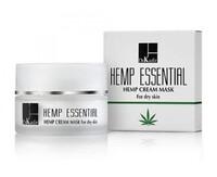 Маска-крем с экстрактом Каннабиса для сухой кожи / Dr. Kadir Hemp Essential Cream Mask For Dry Skin