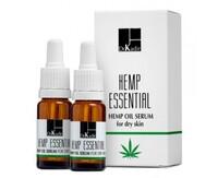 Масло-сыворотка с экстрактом Каннабиса для сухой кожи / Dr. Kadir Hemp essential oil serum for dry skin