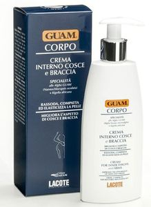 Крем подтягивающий для внутренней поверхности бедер и рук / GUAM Corpo Crema Interno cosce e braccia (Cream for inner thighs and arms)
