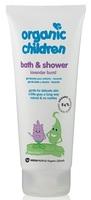 "Гель-пена для купания для детей ""Лаванда"" / Green People Lavender Bath and Shower"