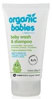 """Гель для душа и шампунь для новорожденных """"Без запаха"""" / Green People Scent Free Baby Wash and Shampoo"""