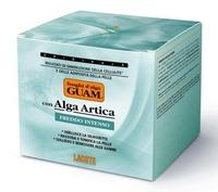 Антицеллюлитная маска из морских водорослей с интенсивным охлаждающим действием / Guam Fraddo Intenso con Alga Artica