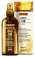Масло с дренажным эффектом / Guam Olio Corpo Dren