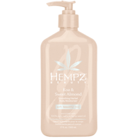 "Молочко для тела ""Коа-Сладкий Миндаль"" / Hempz Koa and Sweet Almond Smoothing Herbal Body Moisturizer"