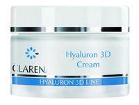 Увлажняющий и насыщающий кислородом крем длительного действия / Clarena Hyaluron 3D Cream