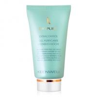 Ночной гель для глубокого очищения кожи / Keenwell Biopure Gel Purificante Intensivo Noche Extracontrol