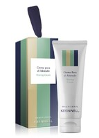 Крем для бритья с маслом миндаля / Keenwell Crema Para El Afeitado