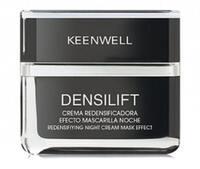 Ночной крем-маска для восстановления упругости кожи / Keenwell Densilift Redensifiying Night Cream Mask Effect