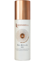 Мультизащитный спрей-флюид  для тела SPF-50 / Keenwell Multi-protective fluid body emulsion spf-50 spray