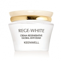 Восстанавливающий омолаживающий крем глобал / Keenwell Rege-White All – Over Anti-Ageing Regenerative Cream Global