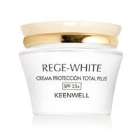Защитный крем тотал плюс (СЗФ 25+) / Keenwell Rege-White Total Plus Protection Cream (SPF 25+)