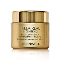 Ночной крем-энергетик / Keenwell Royal Jelly Energizing Night Cream