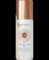 Мультизащитная вода для загара с SPF 15 / Keenwell Spray multi-protective & tan booster sun water spf 15
