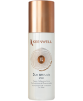 Мультизащитная вода для загара с SPF 15 / Keenwell Spray multi-protective & tan booster sun water spf 15