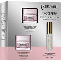 Набор для глаз / Keenwell PROGRESIF Eye Contour Ritual