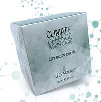 Защитный дневной анти-стресс крем «СИТИ БЛОК» SPF 20 для всех типов кожи в мегаполисах / Kleraderm CITY BLOCK