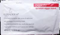 """Омолаживающая укрепляющая маска """"Икра Лосося"""" для всех типов кожи / Kleraderm Salmon eggs mask"""