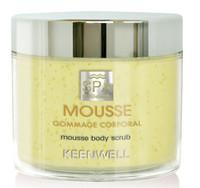 Скраб-мусс для тела лимонный / Keenwell Mousse Body Scrub