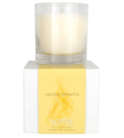 Ароматическая свеча «Ванильная мечта» / Loma Vanilla Dreams Aromatic Candle