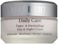 Глубоко питательный крем для лица / Marbert Daily Care Day & Night Cream
