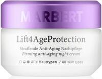 Укрепляющий ночной крем / Marbert Lift4Age Protection Straffende Anti-Aging Night Care