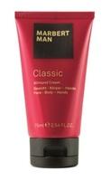 Многофункциональный крем для ухода за кожей лица, тела и рук для мужчин / Marbert Men Classic Allround Cream