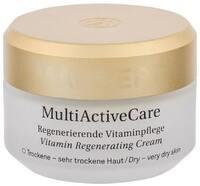 Восстанавливающий крем для сухой кожи / Marbert Multi-Active Care Vitamin Regenerating Cream