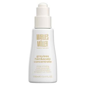 Концентрат для реконструкции волос и кожи головы (предупреждение седины) / Marlies Moller Greyless hair & calp concentrate