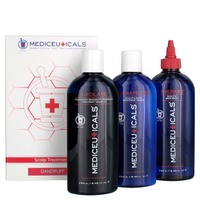 Набор от перхоти / Mediceuticals Scalp Treatment Kit  Dandruff 3pc (X-Folate)