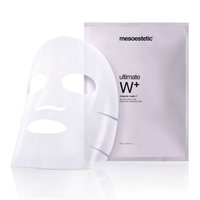 Осветляющая маска / Mesoestetic Ultimate W+ Whitening Mask