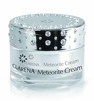Осветляющий антивозрастной крем с метеоритной пылью / Clarena Meteorite Cream