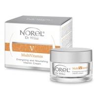 Мультивитаминный восстанавливающий питательный крем / Norel MultiVitamin Vitamin Cream Energizing and Nourishing