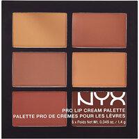 Палетка помад / NYX Pro Lip cream palette