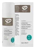 Увлажняющая сыворотка для Чувствительной кожи лица Без Запаха / Green People Neutral Hydrating Serum