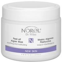 Успокаивающая и увлажняющая альгинатная маска для зрелой кожи, рекомендуется после пилинга / Norel  New Skin – Soothing and moisturizing Peel-off algae mask