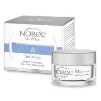 Матирующий крем для жирной, комбинированной кожи / Norel Antistress – Mattifying cream