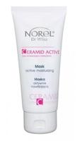 Легкая кремовая увлажняющая маска / Norel Ceramid Active – Active moisturizing mask