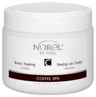 Кофейный скраб для спа-, оздоровительных, антицеллюлитных процедур для похудения / Norel Coffee body peeling